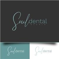 Soul Dental Studio, Logo e Identidade, Odonto