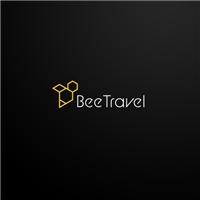 BeeTravel, Logo e Identidade, Viagens & Lazer