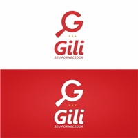 Gili Seu Fornecedor, Logo e Identidade, Alimentos & Bebidas