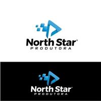 North Star Produtora, Logo e Identidade, Marketing & Comunicação