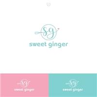 Sweet Ginger, Logo e Identidade, Alimentos & Bebidas