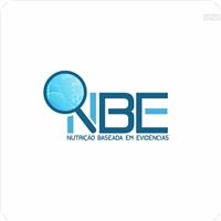 NBE -  Nutrição Baseada em Evidências, Logo e Identidade, Educação & Cursos