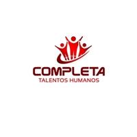 COMPLETA TALENTOS HUMANOS, Logo e Identidade, Consultoria de Negócios