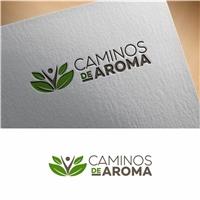 Caminos de Aroma, Logo e Identidade, Saúde & Nutrição