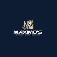 MAXIMO'S EMPREENDIMENTOS IMOBILIARIOS , Logo e Identidade, Imóveis