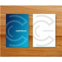 CONTEXA, Logo e Identidade, Tecnologia & Ciencias