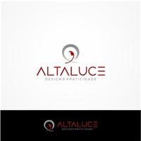 Altaluce, Logo e Identidade, Decoração & Mobília