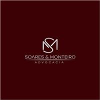 Soares & Monteiro Advocacia, Logo e Identidade, Advocacia e Direito