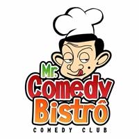 Mr Comedy Bistrô, Logo e Identidade, Alimentos & Bebidas