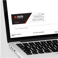 RDS ENGENHARIA, Logo e Identidade, Construção & Engenharia