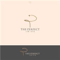 The Perfect Joias , Logo e Identidade, Roupas, Jóias & acessórios
