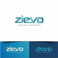 ZIEVO, Logo e Identidade, Computador & Internet