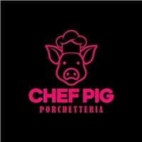 Chef Pig - Porchetteria, Logo e Identidade, Alimentos & Bebidas
