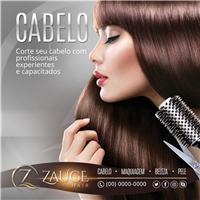 Zauge hair, Web e Digital, Beleza