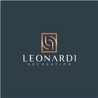 Leonardi Décoration, Logo e Identidade, Decoração & Mobília
