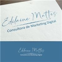 Edilaine Mattes, Logo e Identidade, Marketing & Comunicação