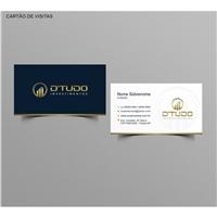 D'tudo investimentos, Logo e Identidade, Consultoria de Negócios