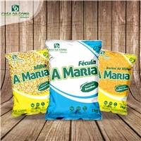 EMPRESA CASA DA GOMA ALIMENTOS. PRODUTO: XEREM; MILHO; FECULA, Embalagens de produtos, Alimentos & Bebidas