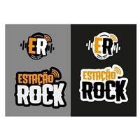 Estação Rock, Logo e Identidade, Música