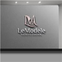 LeModele , Logo e Identidade, Beleza
