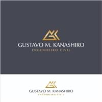 Gustavo M Kanashiro, Logo e Identidade, Construção & Engenharia