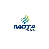 Mota Telecom, Logo e Identidade, Computador & Internet