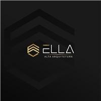 ELLA - Alta Arquitetura , Logo e Identidade, Arquitetura