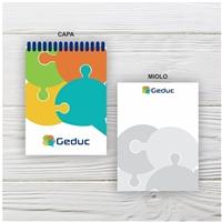 Geduc, Logo e Identidade, Tecnologia & Ciencias