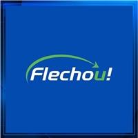 Flechou!, Logo e Identidade, Computador & Internet