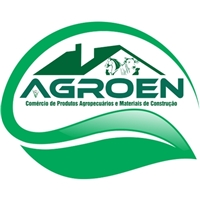 Agroen Comercio de Produtos Agropecuarios e Materiais de Construcao, Logo e Identidade, Outros