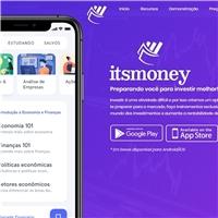 itsmoney, Logo e Identidade, Contabilidade & Finanças