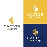 Cactos Coworking, Logo e Identidade, Outros