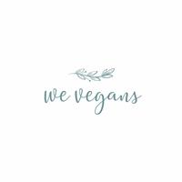 We Vegans, Logo e Identidade, Beleza