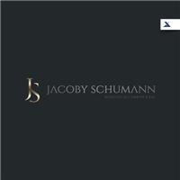 Jacoby Schumann - Advocacia (OAB/PR 9.848), Logo e Identidade, Advocacia e Direito