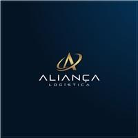 aliança , Logo e Identidade, Logística, Entrega & Armazenamento