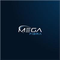 Mega Fibra Optica, Logo e Identidade, Computador & Internet