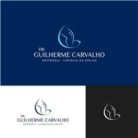 Dr. Guilherme Carvalho, Logo e Identidade, Saúde & Nutrição