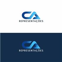 C A REPRESENTAÇÕES, Logo e Identidade, Automotivo