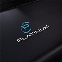 Platinum Teleinformatica Ltda, Logo e Identidade, Computador & Internet