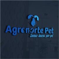 """Agronorte Pet """"Somos loucos por pet', Logo e Identidade, Pets"""