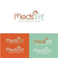 MedsVet, Logo e Identidade, Saúde & Nutrição