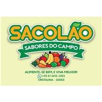 Sacolão Sabores do Campo , Logo e Identidade, Alimentos & Bebidas