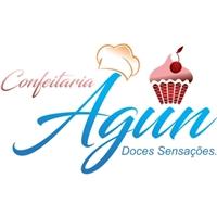 Confeitaria Agun - Doces Sensações., Logo e Identidade, Alimentos & Bebidas