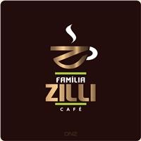 Café Familia Zilli, Logo e Identidade, Alimentos & Bebidas