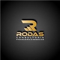 RODAS CONSULTORIA FINANCEIRA & NEGÓCIOS LTDA, Logo e Identidade, Consultoria de Negócios