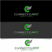 Connection Fit, Logo e Identidade, Roupas, Jóias & acessórios