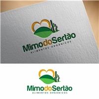 Mimo Do Sertão, Logo e Identidade, Alimentos & Bebidas