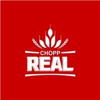 CHOPP REAL, Logo e Identidade, Alimentos & Bebidas