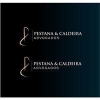 Pestana & Caldeira Advogados, Logo e Identidade, Advocacia e Direito