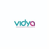 Vidya, Logo e Identidade, Marketing & Comunicação